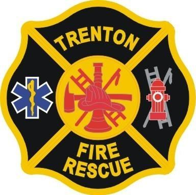 Trenton Fire Department Patch